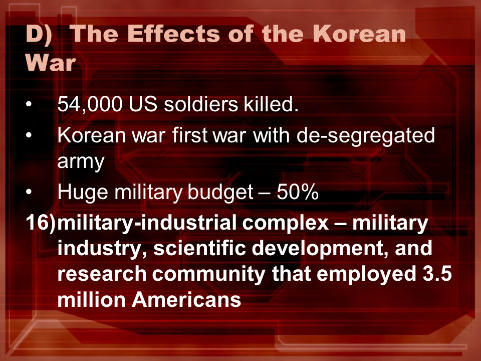 korea war cold war developement essay Was the korean war just a civil war, or an episode in the cold war this essay will talk about domestic affairs which led to the start of the civil war, how the war turned into a national conflict, what role russia and the usa played and, how the cold war influence.