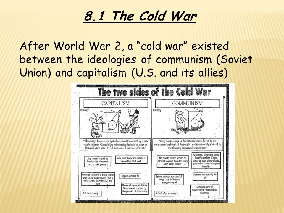 """was the cold war inevitable after world war ii Outlining: was the cold war inevitable posted by geschichte grad 0 inevitable 1 the """"nature"""" of the soviet union (gaddis)  more of that in world war ii, combined with the sense of righteousness and the international experiences of soldiers and newsreels back home  my own conclusion: the cold war was a function of the."""
