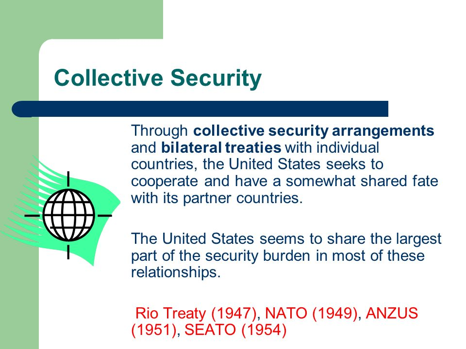 Collective Security