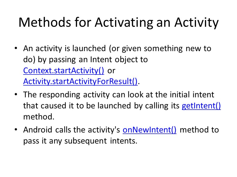 Android Architecture  - ppt download