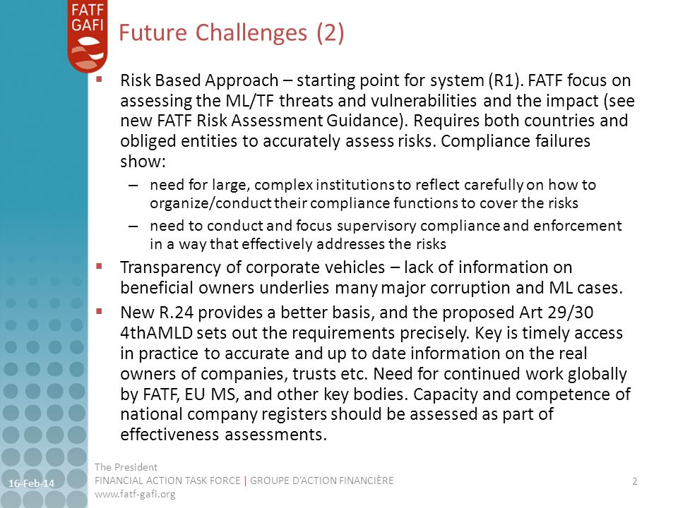 Future Challenges (2)
