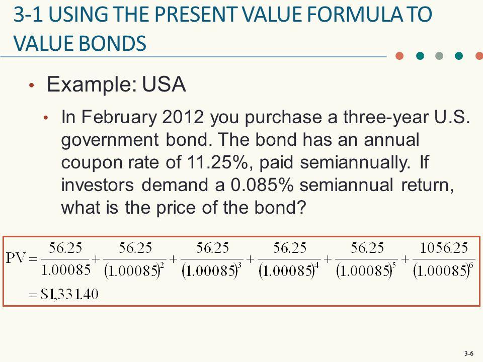 3 Valuing Bonds Ppt Video Online Download