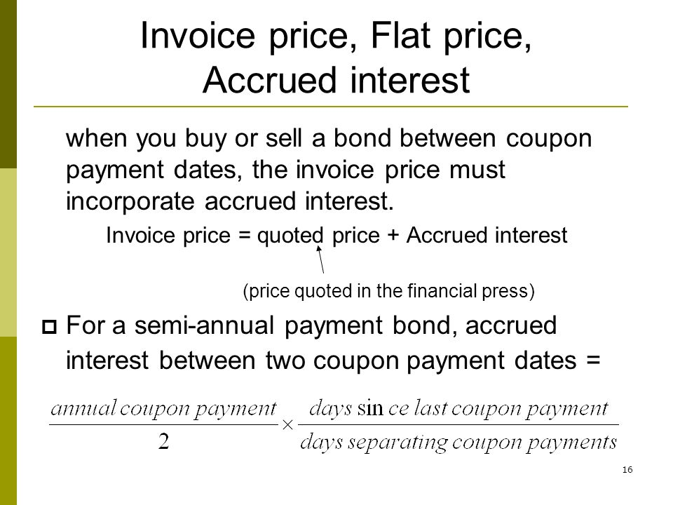what is the invoice price