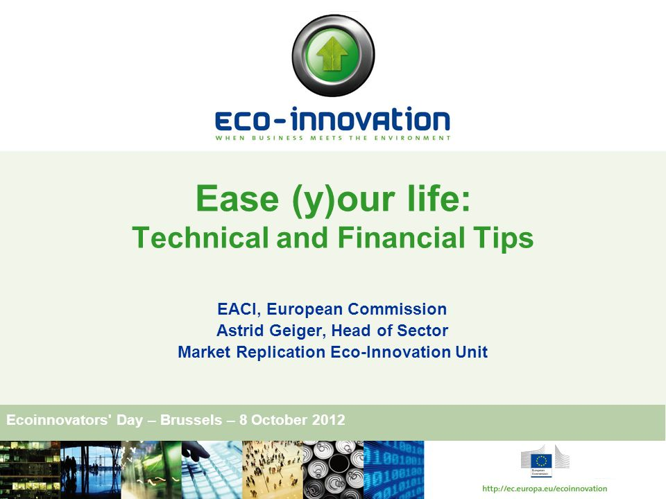 Ease (y)our life: Technical and Financial Tips