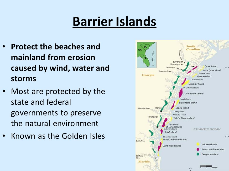 Map Of Georgia Barrier Islands.Where In The World Is Georgia Ppt Download