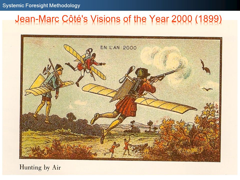 Jean-Marc Côté s Visions of the Year 2000 (1899)