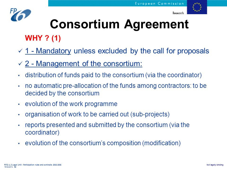 Consortium Agreement WHY (1)