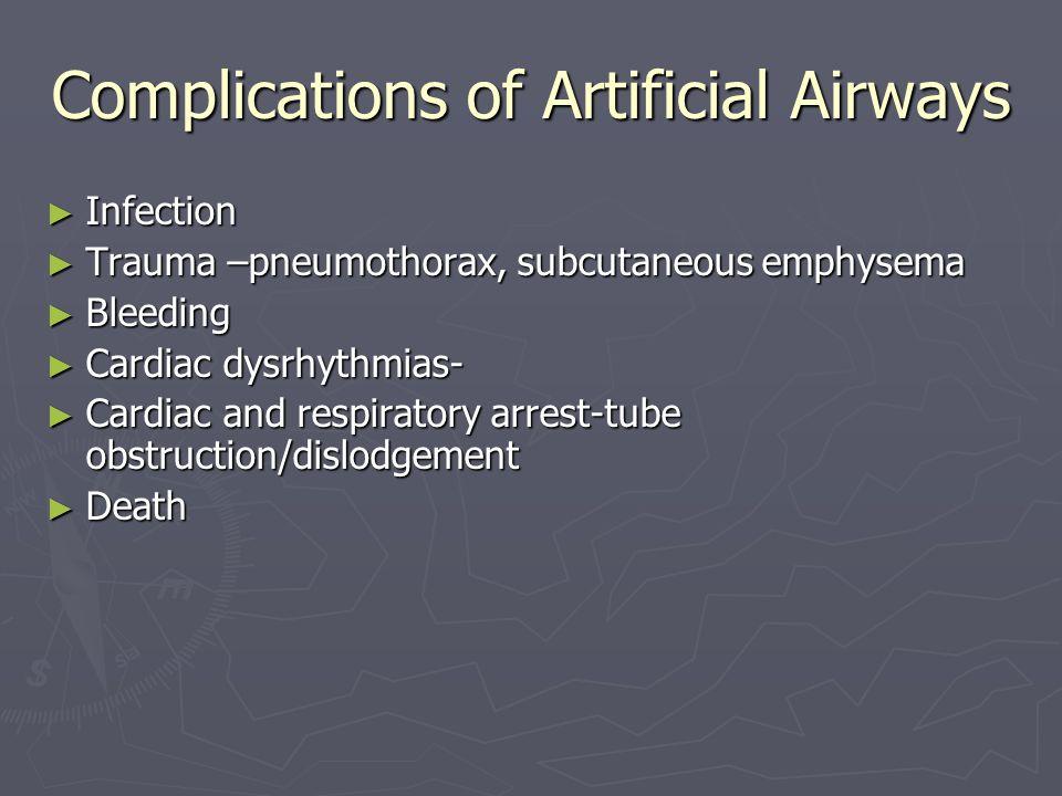 Artificial airways & airway management ppt download.