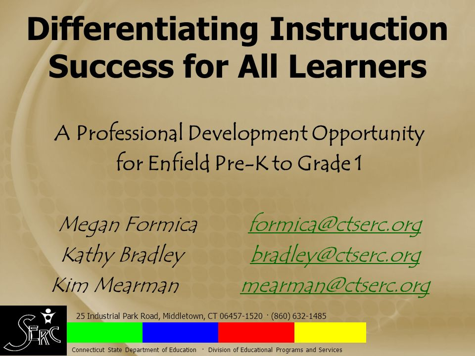 differentiated instruction and professional development Written by a leading expert on differentiated instruction, this resource contains more than 45 tools and activities that make it easier for staff developers, teacher.