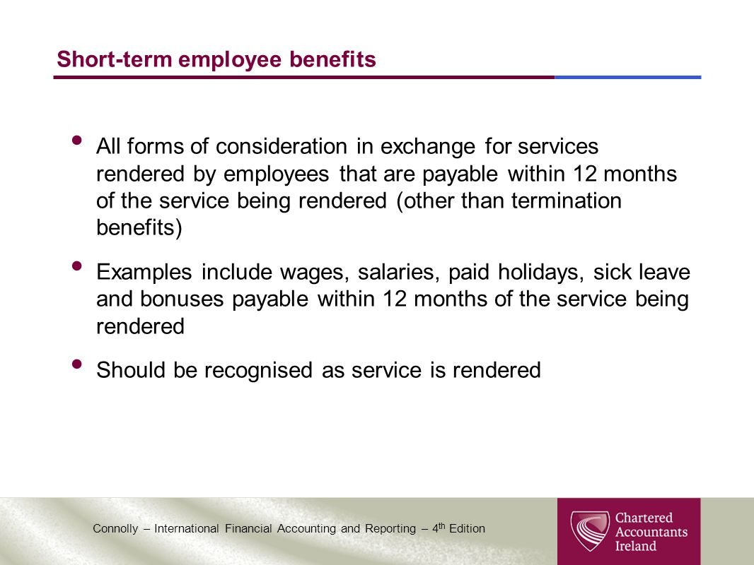 chapter 17 employee benefits ppt download