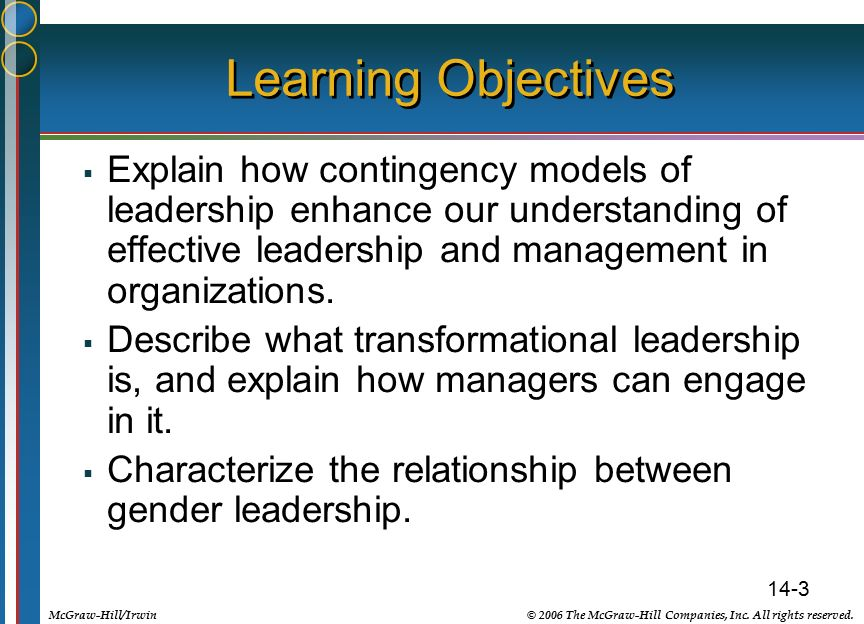 explain the relationship between management and leadership