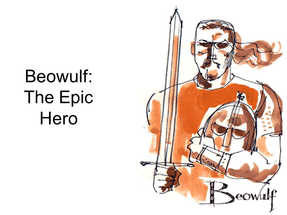 Beowulf epic hero essay