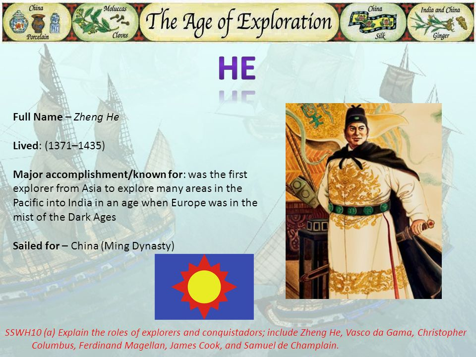why was zheng he important