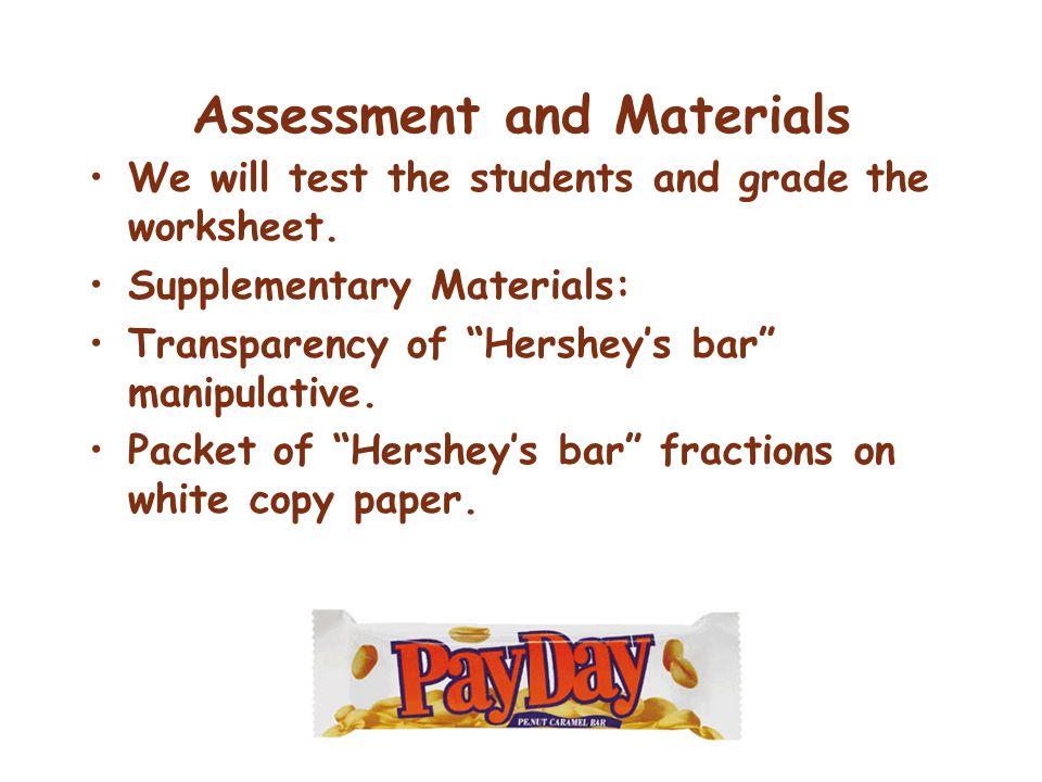 review of fractions melanie barnett ella cook cristofer mattern   assessment and materials