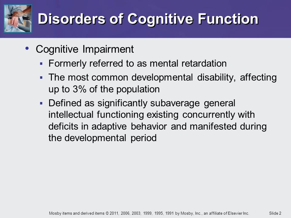 Common Developmental Disabilities In Children >> Chapter 32 Care Of The Child With A Mental Or Cognitive Disorder