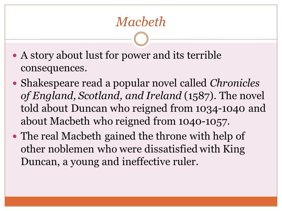 macbeth real story
