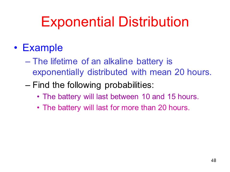 SOME CONTINUOUS PROBABILITY DISTRIBUTIONS - ppt video online