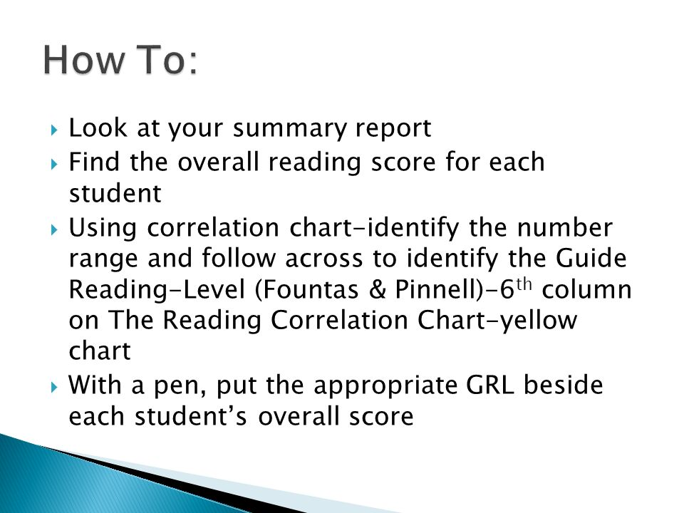How Does Guided Reading Fit Into This Model Ppt Video Online Download