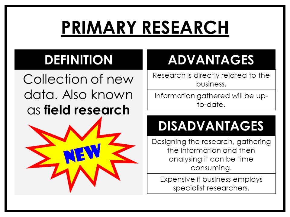 field research advantages and disadvantages