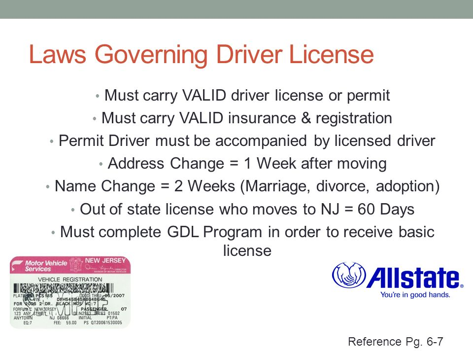 how to change address on license online