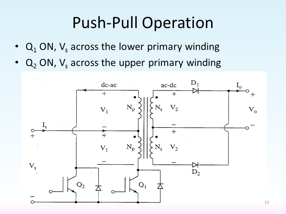 Lecture # 12&13 SWITCHING-MODE POWER SUPPLIES - ppt download