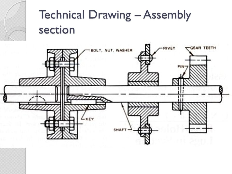 MECHANICAL DRAWING. - ppt download