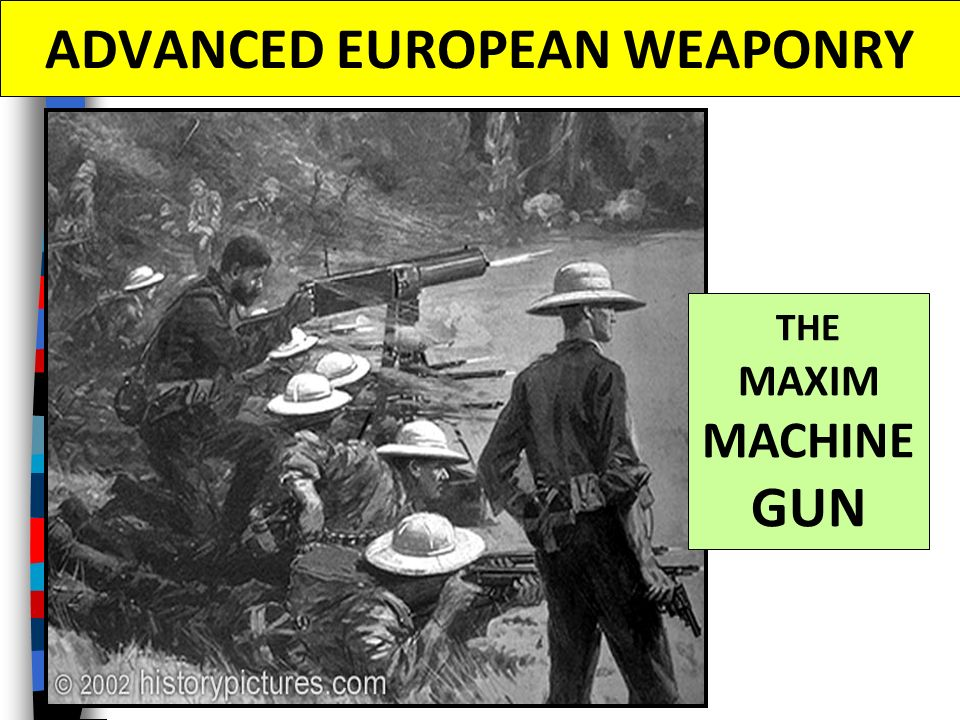 ADVANCED EUROPEAN WEAPONRY