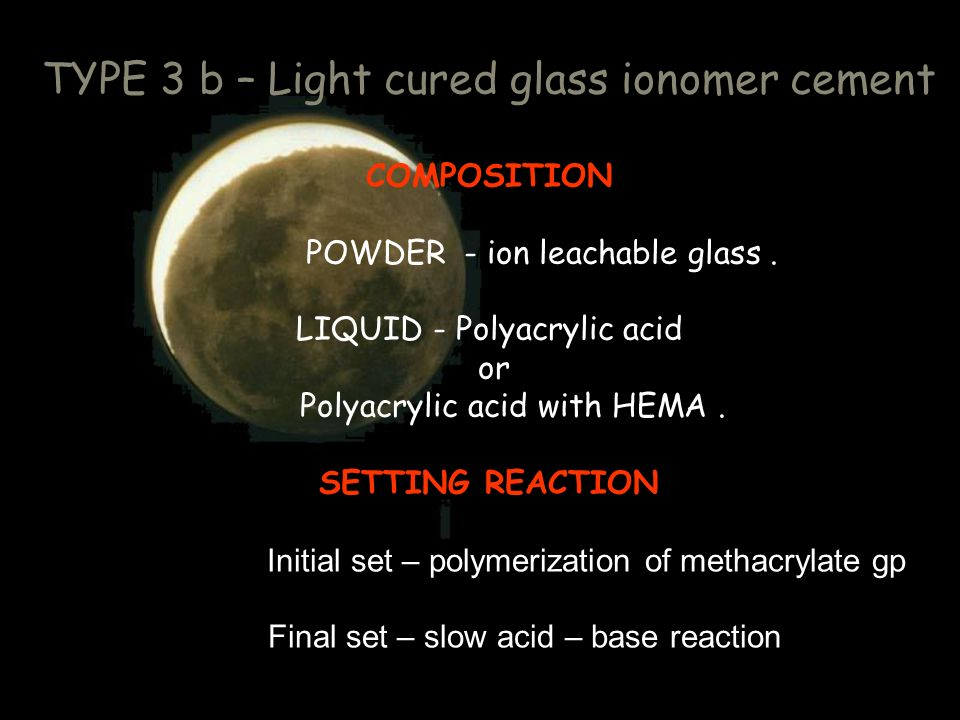 GLASS IONOMER CEMENTS dr shabeel pn. - ppt video online download