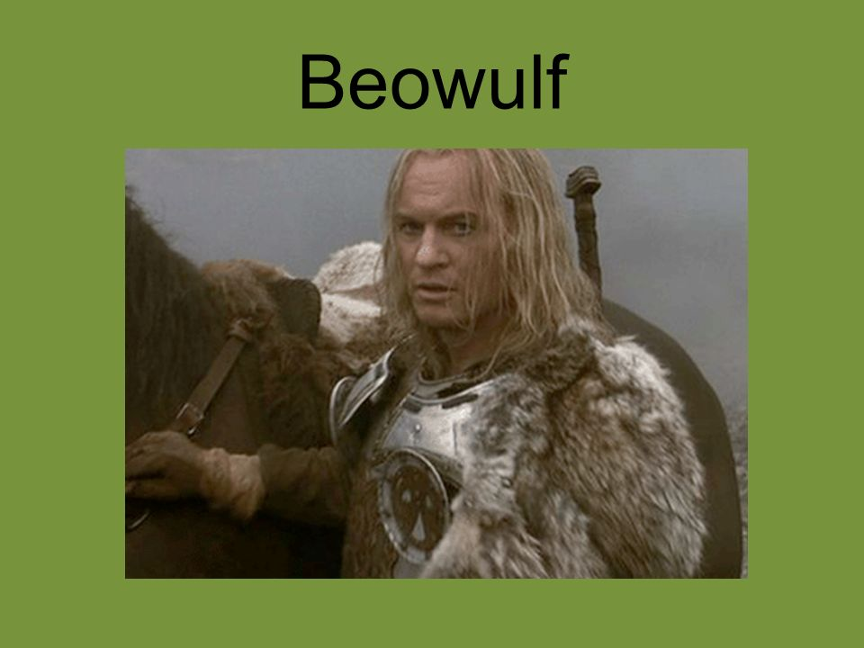 beowulf the achetype of an anglo saxon Using 3-d animation, location footage, archive materials, and interviews, the beowulf epic is examined in the light of the civilization that created it it investigates the anglo-saxons' religious beliefs, their everyday life, and suggests that, the poem may have roots in an even more ancient fertility cult.