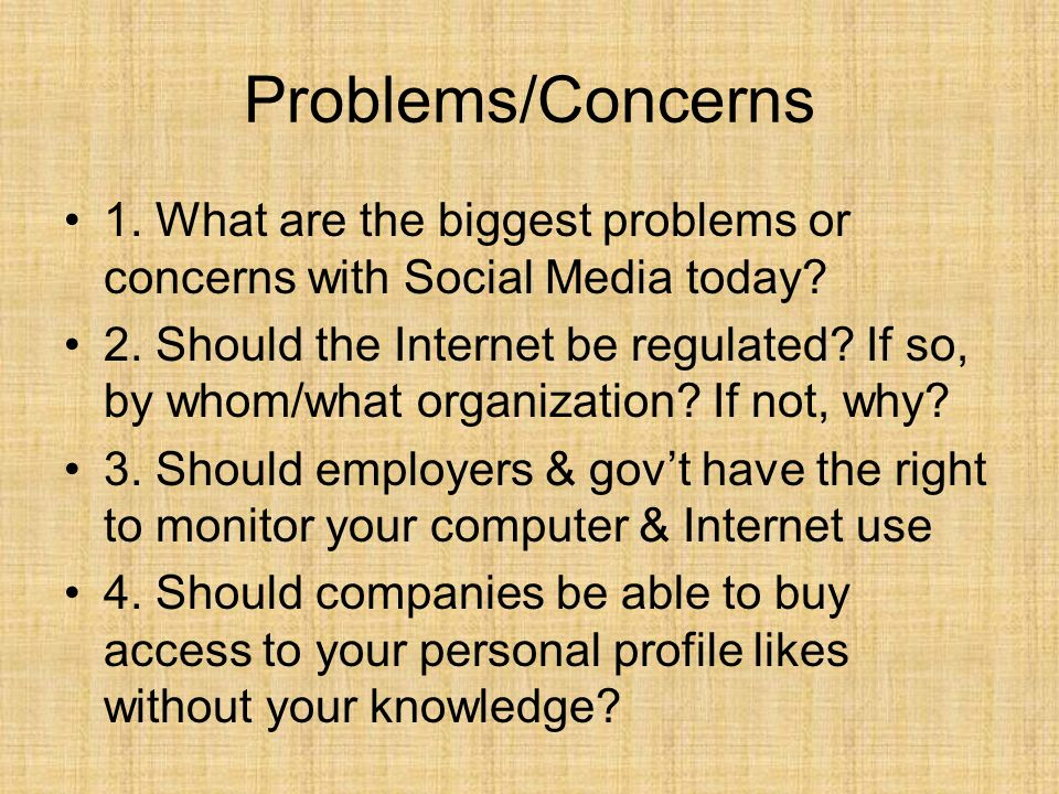Dangers of Social Media - ppt video online download