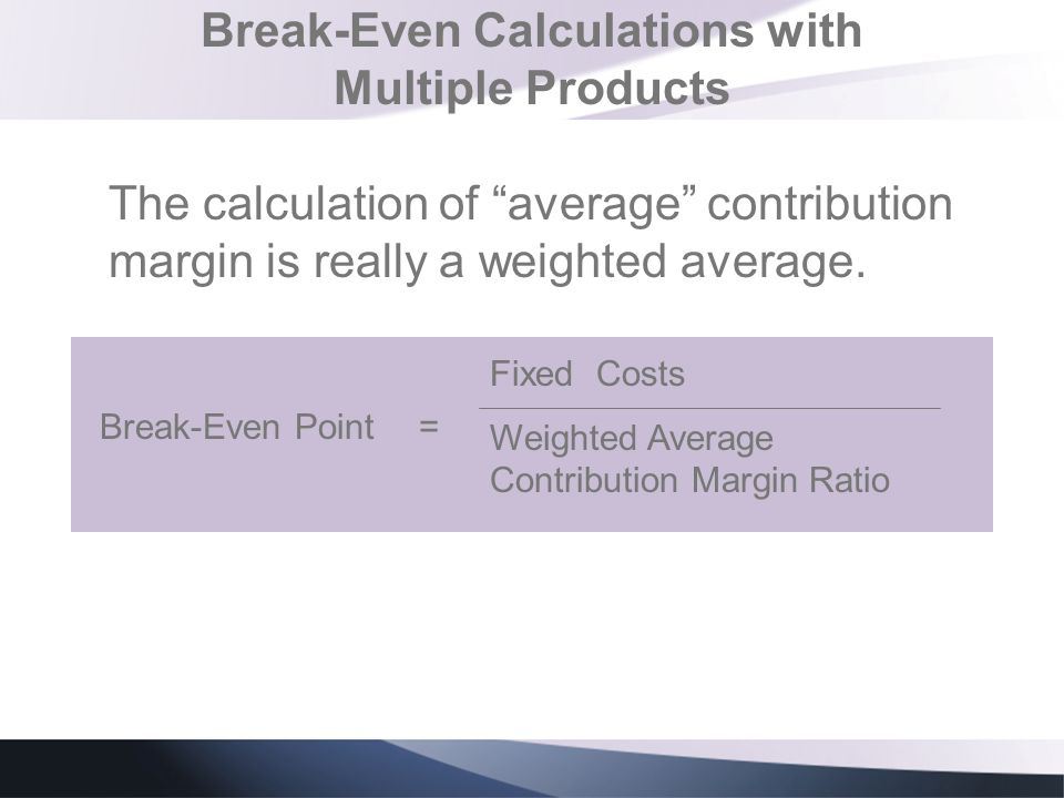 Cost Behavior and Decision Making: Cost, Volume, Profit Analysis - ppt  video online download
