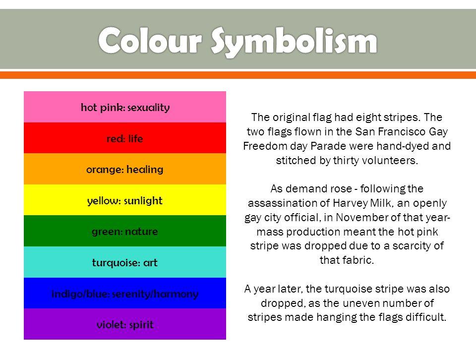 Understanding Colour Symbolism Ppt Video Online Download