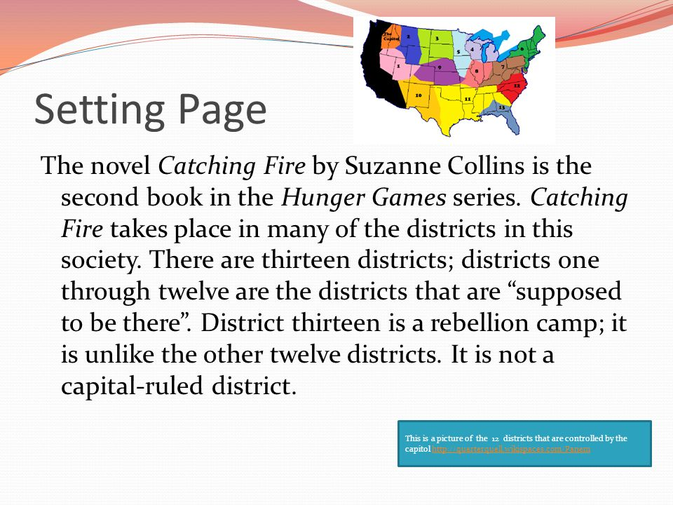 what is the setting in hunger games