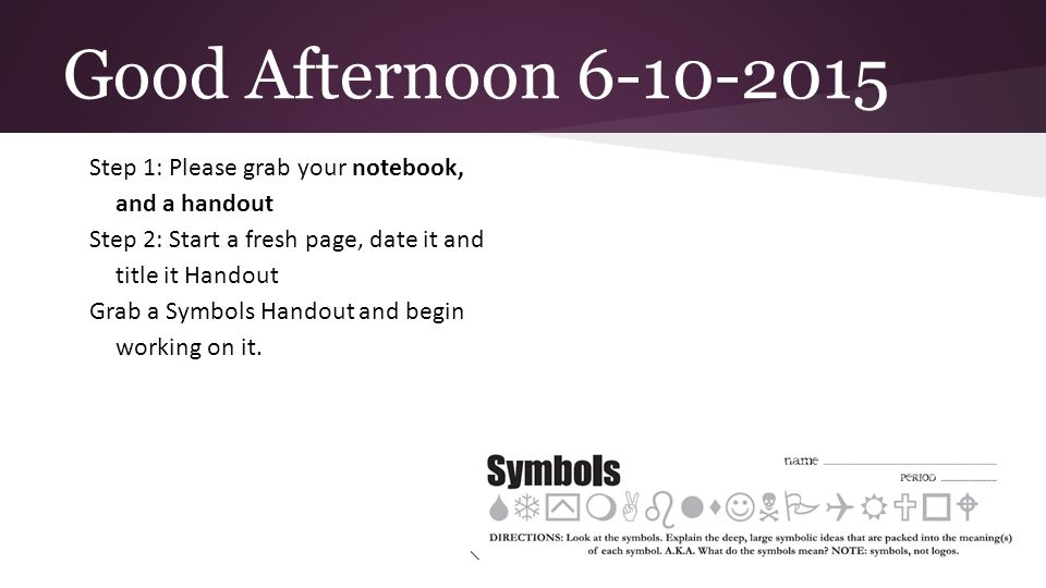 Agenda Juniors American Short Stories Poems Ppt Download