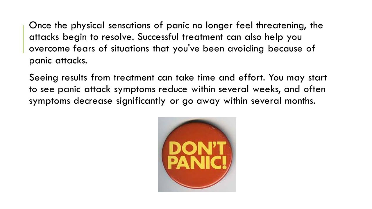 generalized anxiety disorder panic disorder phobias - ppt download