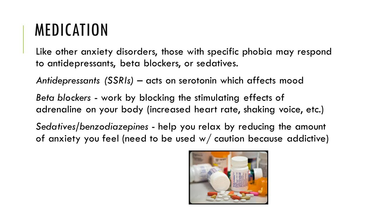 Generalized Anxiety Disorder Panic Disorder Phobias - ppt