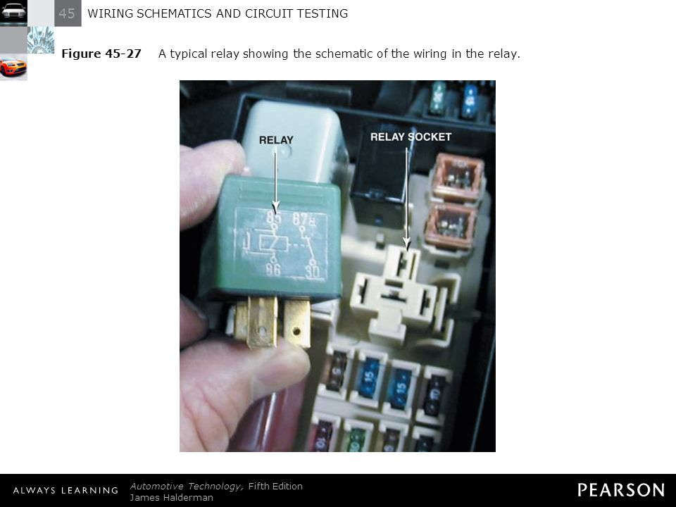 WIRING SCHEMATICS AND CIRCUIT TESTING - ppt download