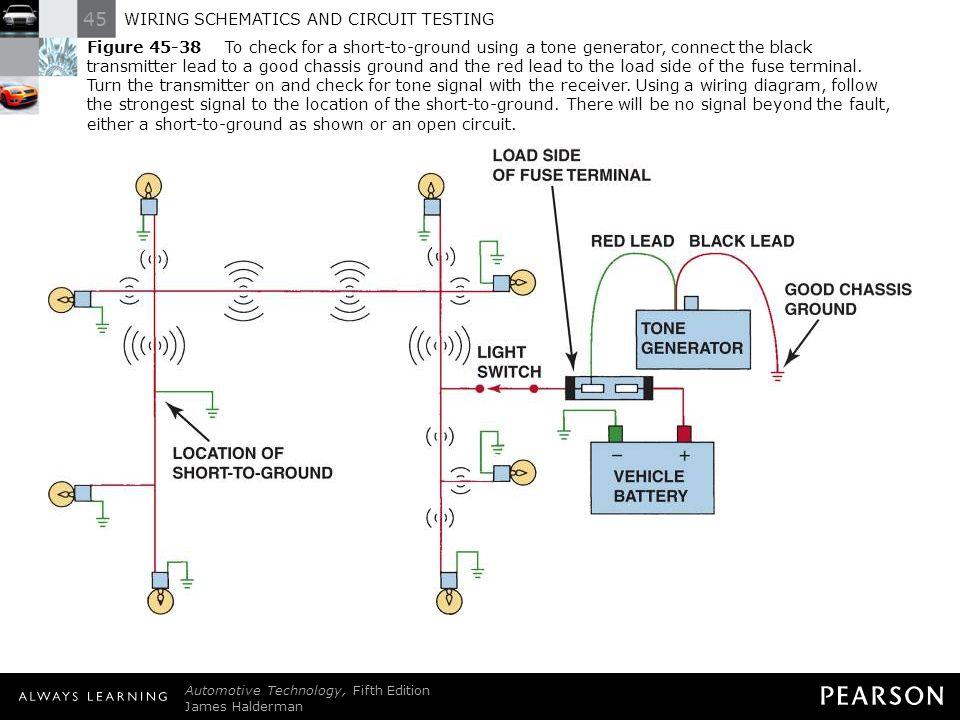 wiring schematics and circuit testing ppt download rh slideplayer com Simple Wiring Schematics Electrical Schematic