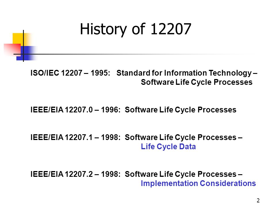 Ieee 12207 Doent Templates | History of ISO 2FIEC E2 80 93 1995 3A Standard for Information Technology E2 80 93 Software Life Cycle Processes