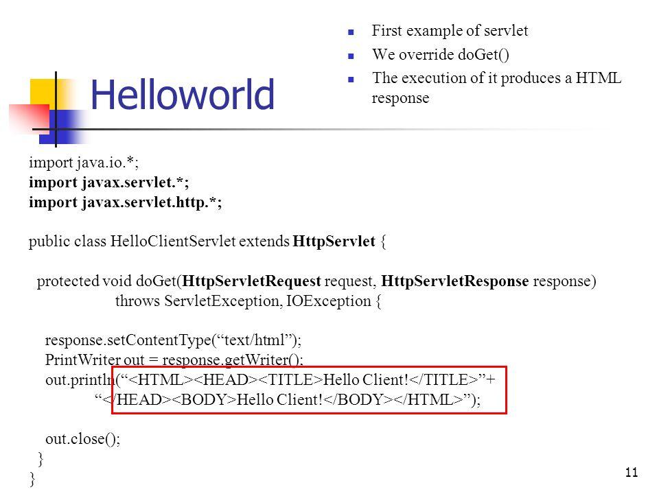 An Introduction To Java Servlet Ppt Download