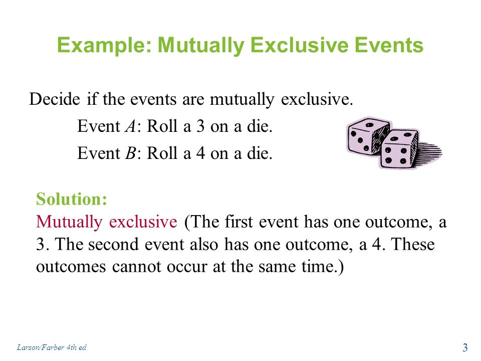 Addition Rule Objectives Ppt Video Online Download