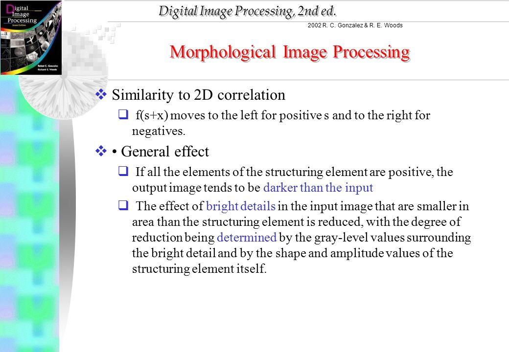 Morphological Image Processing Ppt Download