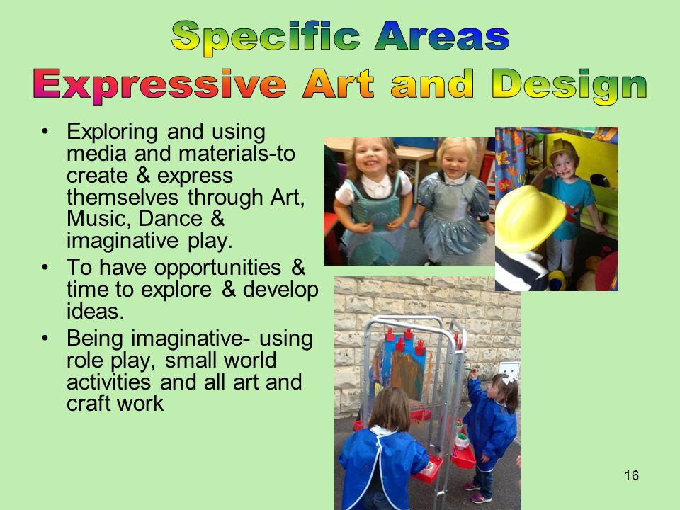 Expressive Art and Design