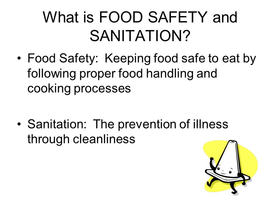 What Is Food Safety And Sanitation likewise Chill Do Not Allow Foods To Sit Out Longer Than Hours moreover Kitchen Mistake additionally Now Days Since Last Incident Fb additionally General Rules Keep Cupboard Doors And Drawers Closed. on kitchen safety rules
