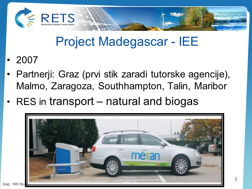 Project Madegascar - IEE
