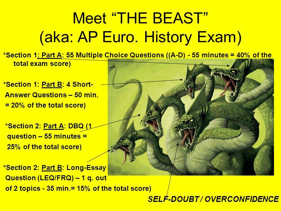 ap european history frq thesis You can use the resources below as you prepare for the ap exam click here for details about the exam format sample questions you'll find sample multiple-choice, short-answer, and free-response questions in this full ap european history practice exam (pdf/16mb.