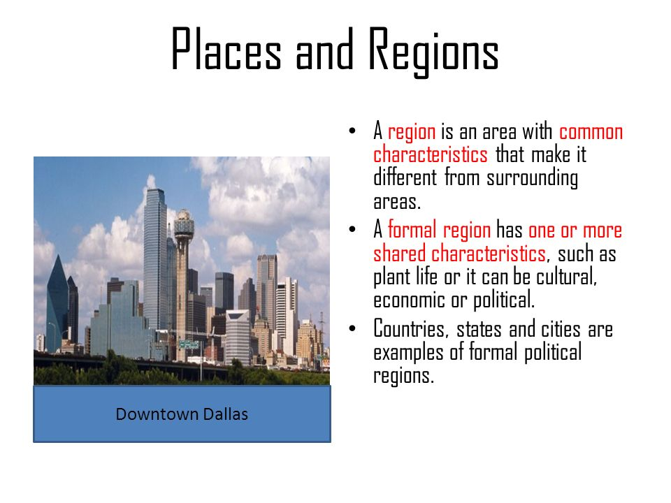 The 6 Elements Of Geography Ppt Video Online Download