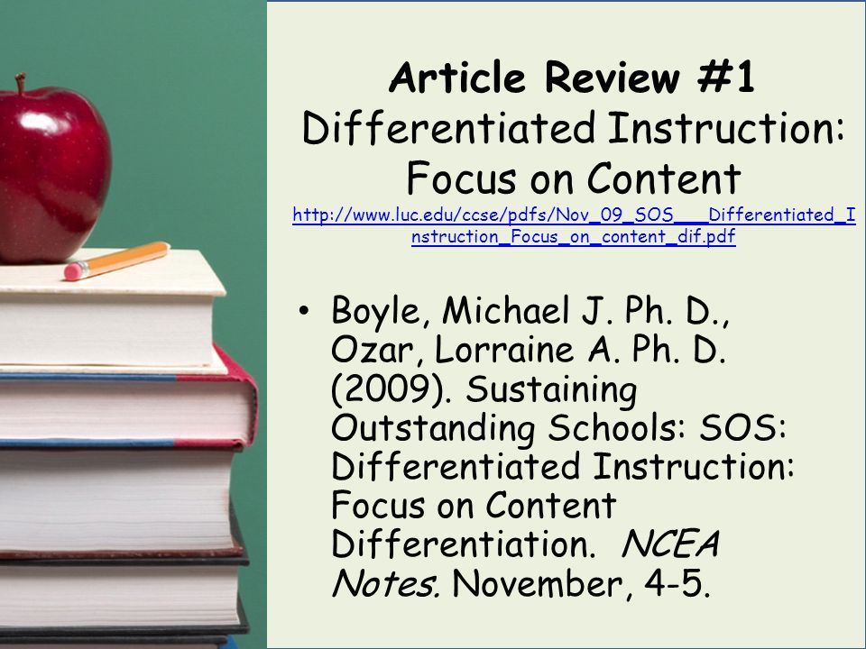 Differentiating Content Ppt Video Online Download