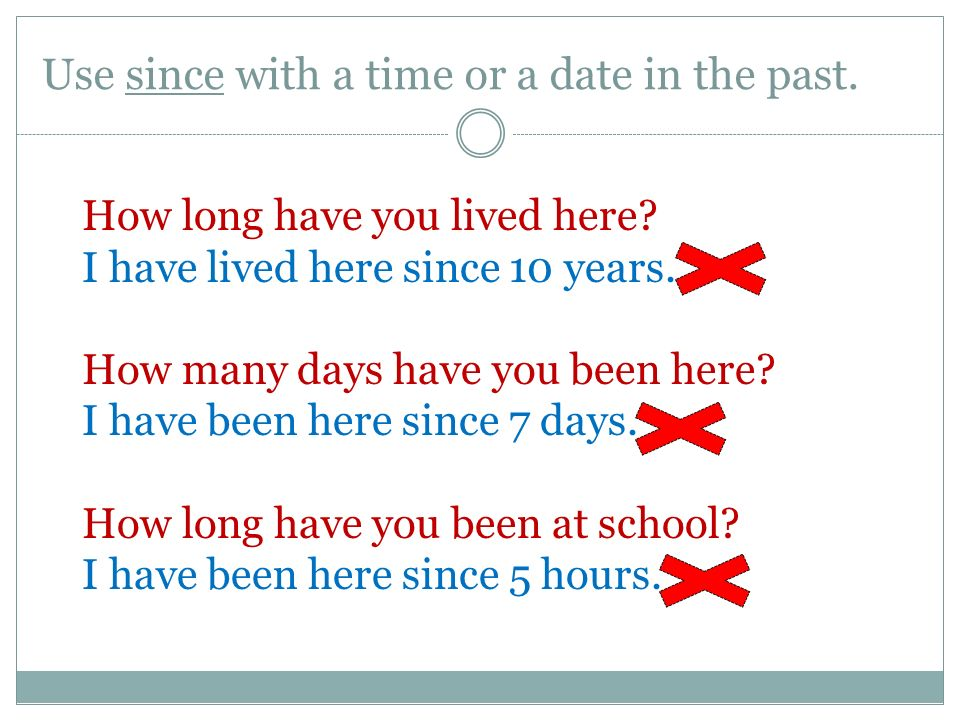 How long have you been online dating