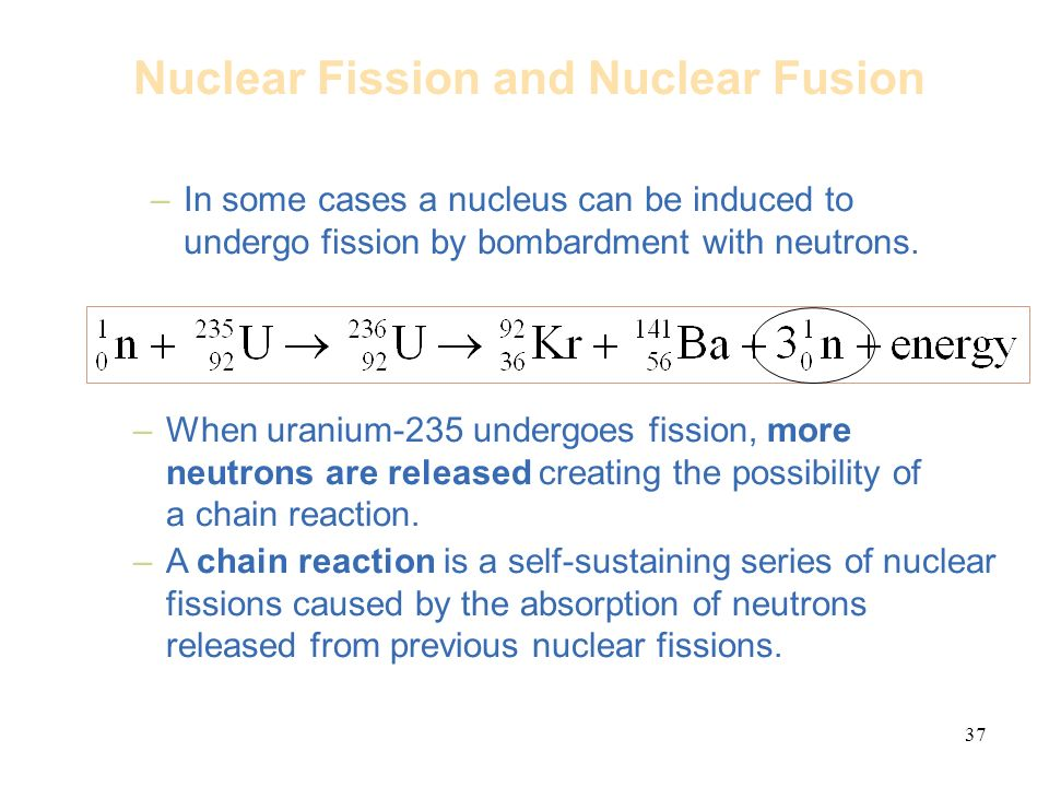 Chapter 37 Nuclear Chemistry Ppt Video Online Download